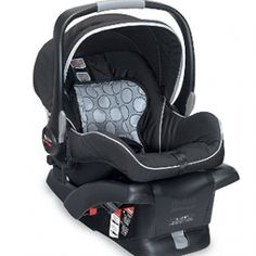 Britax B-Safe Infant Car Seat, Black. Featuring side impact protection, and an energy-absorbing foam liner, the Britax B-Safe Infant Car Seat provides industry leading front, rear and side impact protection. Cheap Infant Car Seats, Cheap Baby Strollers, Baby Car Seats, Infant Seat, Britax B Ready Stroller, Bob Stroller, Best Safes, Car Seat Accessories, Gifts
