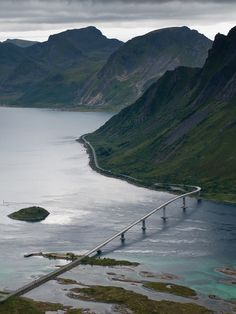 Keppstadsheia, Lofoten Islands | Norway (by Henrik Johansson)
