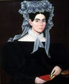 It's About Time: 19C American Folk Art - Ammi Phillips (1788–1865)