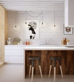 Ideas That Create the Tone of the Kitchen