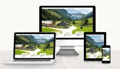 Webdesign Palfnerhof Web Design, Polaroid Film, Salzburg Austria, Advertising Agency, Filling Station, Weaving, Design Web, Website Designs, Site Design