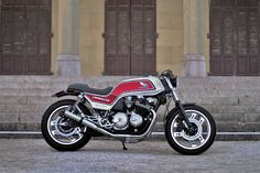 SSpirit CB900 Bol D´Or ~ Return of the Cafe Racers