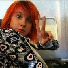 Love her to death @yelyahwilliams @XChadballX @paramore #parafamily #hayleyWilliams #Paramore