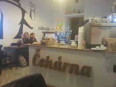 Kavárna Čekárna in Praha, Hlavní město Praha Praha, Best Coffee, Four Square, The Good Place, Daisy, Home Decor, Decoration Home, Best Coffee Shop, Room Decor
