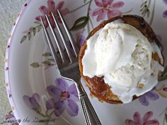 Living the Gourmet: Sweet as Peaches {by Tammy}