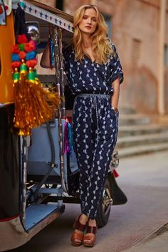 Narvan Jumpsuit #Anthropologie