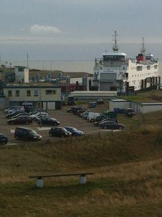 Veerhaven Texel in Den Hoorn, Noord-Holland