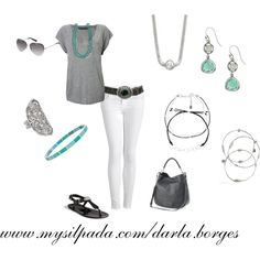 Brighten your wardrobe with Silpada Designs Jewelry. by darlaborges on Polyvore