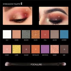 FOCALLURE Everchanging & Tropical Vacation