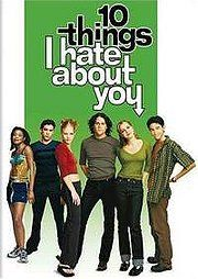 10 Things I Hate About You - I love this modern interpretation of Shakespeare's Taming of the Shrew
