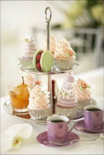 desserts for a bridal shower