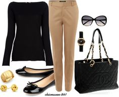 """""""Walk in Wellesley"""" by chicmaven-841 on Polyvore"""