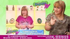 Bellas Carpetas para el Baby Shower en Foami - Aprender con Rossana TV #...