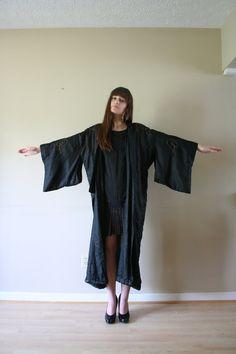 20s Silk Kimono
