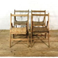 Vintage Chairs for Hire - furniture inspiration