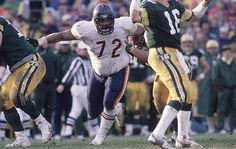Perry's earnings from a 10-year NFL career between the Bears and Eagles are long gone.