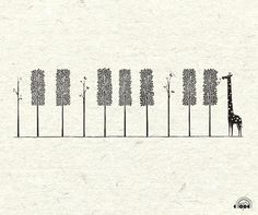 piano keys, giraffe, trees. I want this for my daughter's room