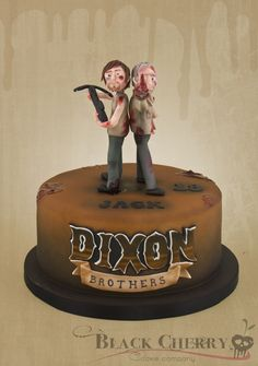 Dixon Brothers Cake by Black Cherry Cake Company