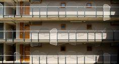 Social Housing, Figueras, Spain - Miralles Tagliabue EMBT