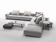 Flexform Design by Antonio Citterio. Search all products and retailers of Design by Antonio Citterio Flexform: discover prices, catalogues, and novelties Italian Sofa, Italian Furniture, Luxury Furniture, Flexform Sofa, Sofa Design, L Shaped Sofa, Contemporary Sofa, Corner Sofa, Townhouse
