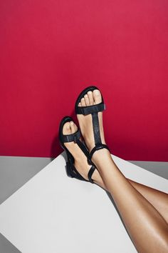 Your everyday sandal doesn't have to be boring. | The