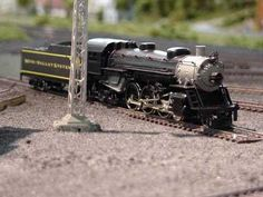 how to make a model metal train - Google Search