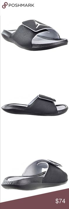 5512500a7ed5 Jordan Mens Hydro 6 Sandals Nike Slippers After a pick-up basketball game