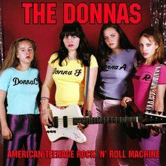 The Donnas - American Teenage Rock 'n' Roll Machine (1998)