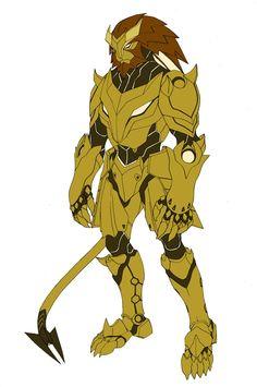 Thundercats concept art