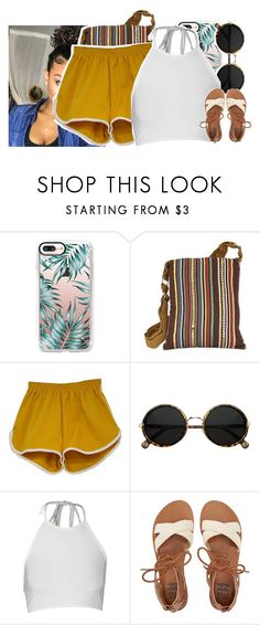 """""""""""but it flew away from her reach and the bullets catch in her teeth life goes on, it gets so heavy the wheel breaks the butterfly every tear a waterfall """"// coldplay; paradise"""" by savingmarrish ❤ liked on Polyvore featuring Casetify, NOVICA, Billabong and vintage"""