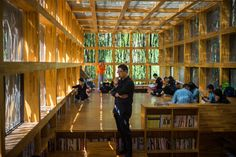 An Innovative Library Lifts the Fortunes of a Chinese Town - The New York Times