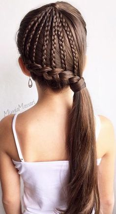 99 Best Kids Hairstyles Braids for An organized and Chic Look In Box Braids Hairstyles for Kids Cute Christmas Party Hairstyles for Kids, Trending Kid Hairstyles Creatively Superb Braided, Easy Braids for Kids. Little Girl Hairstyles, Trendy Hairstyles, Braided Hairstyles, Child Hairstyles, Hairstyles 2016, Natural Hairstyles, Wedding Hairstyles, Natural Updo, Teenage Hairstyles