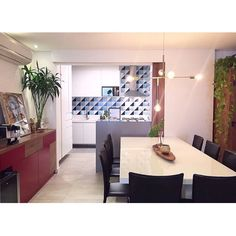 Lurca Azulejos | Azulejos Kit Triângulo no projeto @dudasennahomedecor | Kit Triangle - Ceramic Tiles // Shop Online www.lurca.com.br #azulejos #azulejosdecorados #revestimento #arquitetura #reforma #decoração #interiores #decor #casa #sala #design #ceramica #tiles #ceramictiles #ceramic #architecture #interiors #homestyle #livingroom #wall #backsplash #homedecor #saopaulo #sp #lurca #lurcaazulejos