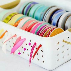 Organize Ribbons