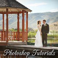 Free Photoshop Tutorials for portrait photographers!
