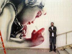 El Mac #streetart jd