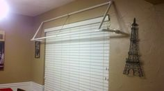 Awning frame made of pvc pipe | House of Hope