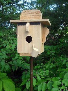 Birdhouse | Home & Garden, Yard, Garden & Outdoor Living, Bird & Wildlife Accessories | eBay!