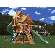Gorilla  Great Skye I Cedar Swing Set $2719 toysrus
