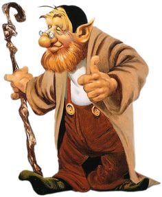 Just like my Grandpa Magical Creatures, Fantasy Creatures, Forest Creatures, O Leprechaun, Template Free, Gifs Lindos, Illustration Noel, Kobold, Elves And Fairies