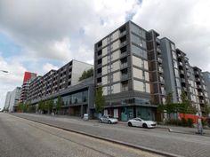 Sapphire House, South Row, Milton Keynes, MK9 2FH Barratt homes