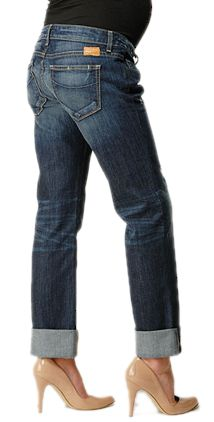 Westbourne Jimmy Jimmy Maternity Boyfriend Jeans by Paige Premium Denim Maternity | Maternity Jeans  Available at Due Maternity www.duematernity.com   Best selection of Designer Maternity Clothes anywhere!