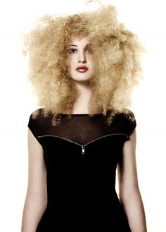 NAHA 2010 Finalist in Student Stylist category - Stacie Niemann [Photography by Eric Fisher]
