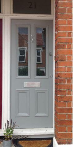 grey | front-door