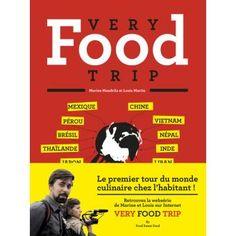 Very food trip: le premier tour du monde du repas chez l'habitant 29,90€
