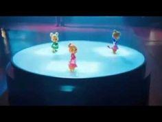 Chipettes-DANCING waka waka - YouTube
