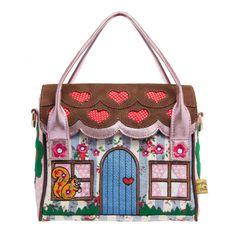 Dollhouse Bag   Irregular Choice #handbag #uk