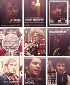 EVEN BAHOREL IS IN THIS ONE!!!!!<3 <3 <3 - Barricade Boys and their book descriptions