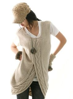 cool  knitted smth