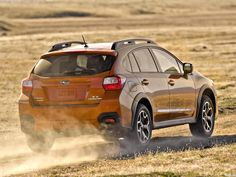 Subaru xv crosstrek 2012
